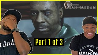 Black Guy Plays Man Of Medan w/ His Annoying Little Brother Ep.1