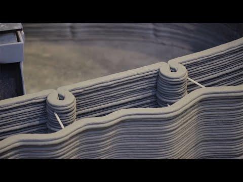Izgradnja 3D štampane kuće u Češkoj