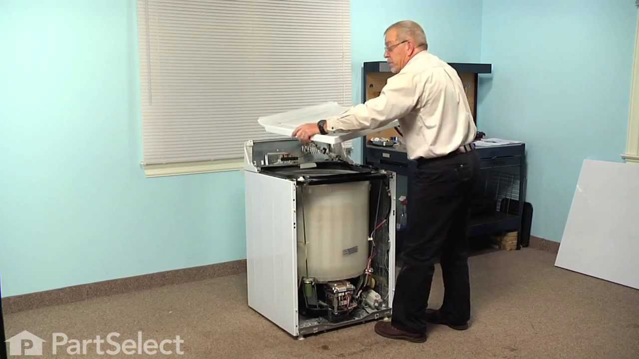 Replacing your General Electric Washer Split Ring
