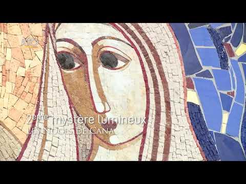 Chapelet du 15 octobre 2020 à Lourdes