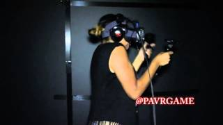 Paranormal Activity VR Game Scare #2