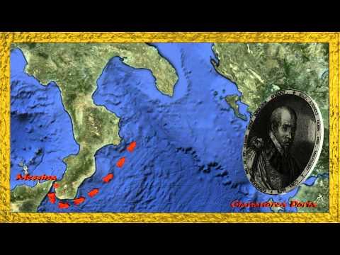 La Battaglia di Lepanto domenica 7 ottobre 1571