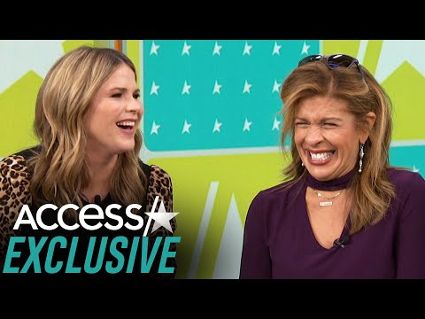 Jenna Bush Hager's Sisterly Bond Influenced Hoda Kotb To Have Two Daughters: 'It's Magic'