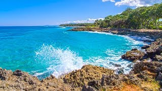 Relaxing Waves and Crystal Waters will Help You Sleep and Relax your Mind Daily