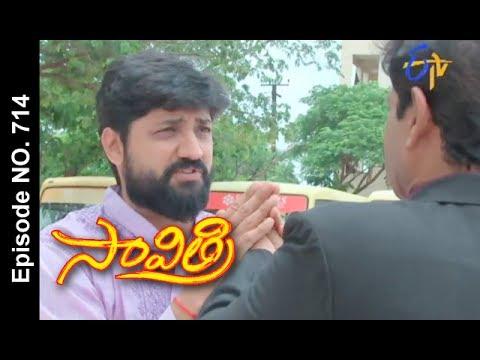 Savithri | 15th  July 2017| Full Episode No 714| ETV Telugu
