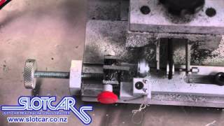 Tire Razor LATHE at Slotcar Ltd. NZ