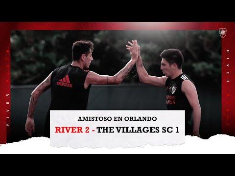 River 2 - The Villages SC 1 [RESUMEN Y GOLES]