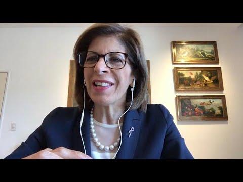 Στέλλα Κυριακίδου: Ελλάδα και Κύπρος έλαβαν έγκαιρα αυστηρά μέτρα…