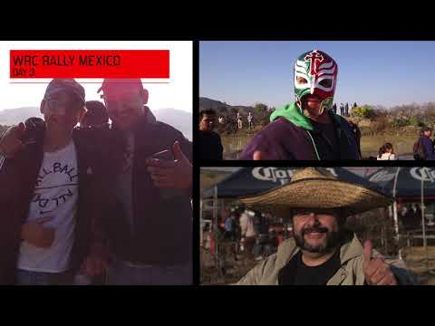 Rally Mexico 2019 - Weekend Highlights
