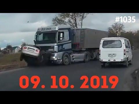 ☭★Подборка Аварий и ДТП от 09.10.2019/1035/Октобер 2019/авария