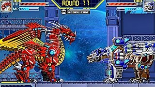 ROBOT ANGRY BEAR GAME (Full Gameplay) - Y8 GAMES | Eftsei Gaming