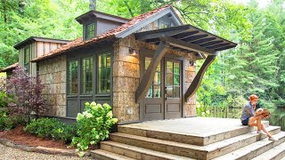 Incredibly Stunning LOW COUNTRY Cottage For Sale By Designer Cottages | Tiny House Big Living