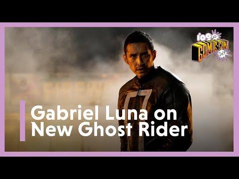SDCC 2019   Gabriel Luna on Reprising Ghost Rider Role