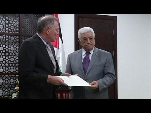 Mahmud Abás pide a la ONU que detenga los bombardeos sobre la Franja de Gaza