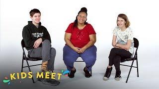 Kids Meet a Death Row Exoneree | Kids Meet | HiHo Kids