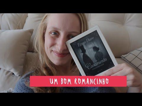 VLOG DE LEITURA: CONHECENDO TESSA DARE   Livros e mais #Vlog30