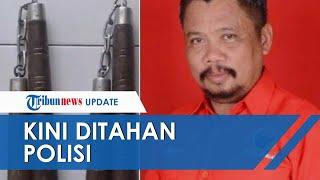 Oknum Anggota DPRD Takalar yang Aniaya Rekannya saat Rapat kini Ditahan, Korban Masih Dirawat di RS