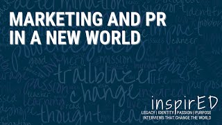 inspired | Marketing & PR in a New World