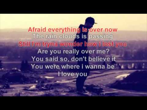 Broken-Yet-Holding-On.♫- With Lyrics