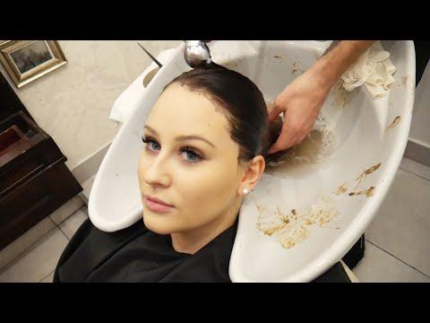 Wypadanie włosów i wrażliwej skóry
