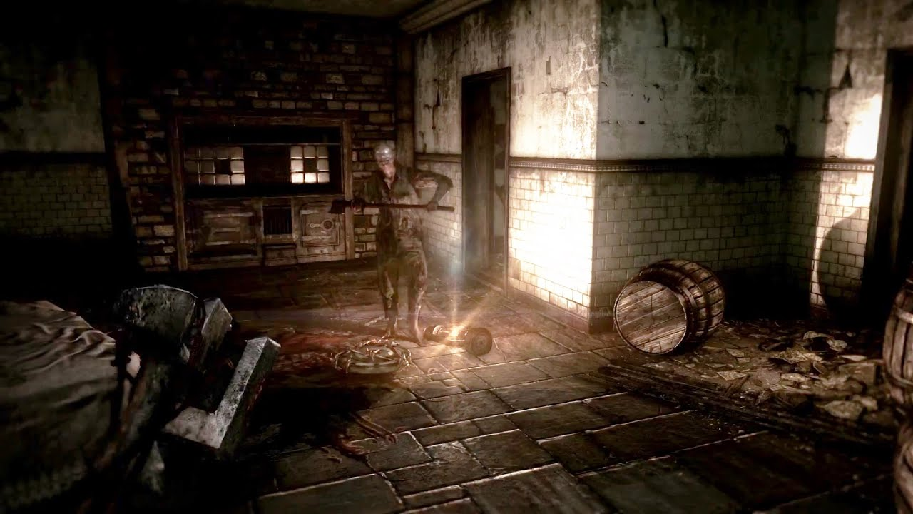 THE EVIL WITHIN – The Executioner  Teaser Trailer (Final DLC) #VideoJuegos #Consolas