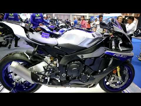 Yamaha YZF-R1M 2018, Bangkok International Motor Show 2018