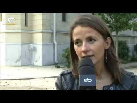 Semaine Thérésienne : rencontre avec Anne-Dauphine Julliand, journaliste