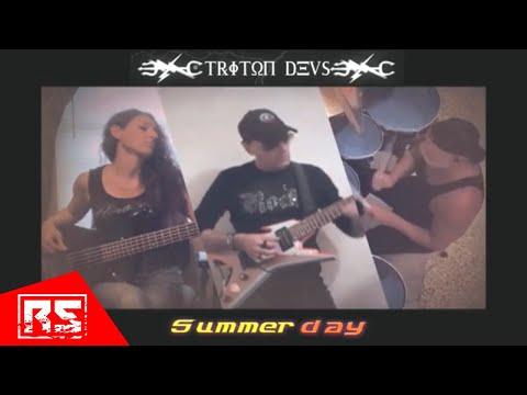 TRITON DEVS - Summer Day (PLAYTHROUGH VIDEO) online metal music video by TRITON DEVS