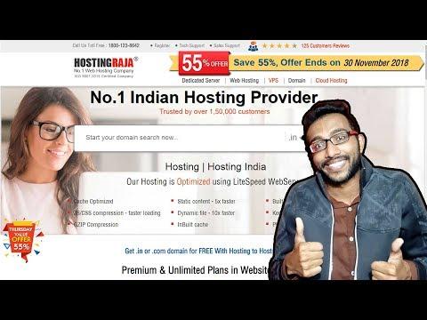 Best VPS Hosting and Dedicated Server Provider in India – HostingRaja.in Review
