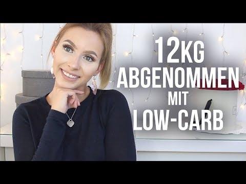 Meine Ernährungsumstellung zu LOW CARB - 12 Kg abgeommen | Hanna Ellen