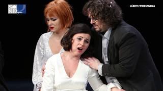 Eva Hornyáková pozýva na operu Bohéma