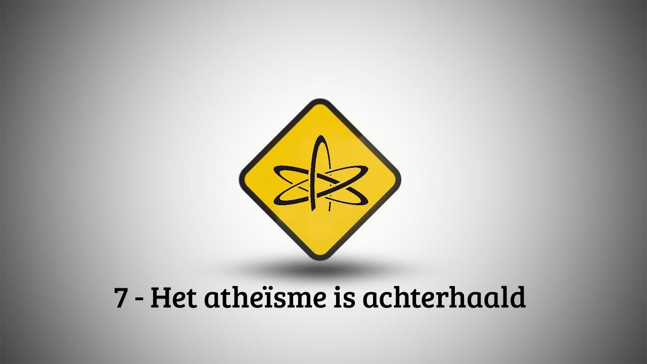 VBNB – 7. Het atheïsme is achterhaald