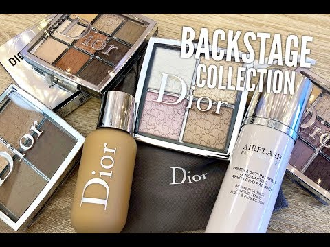 Backstage Eyeshadow Palette - Cool Neutrals by Dior #6