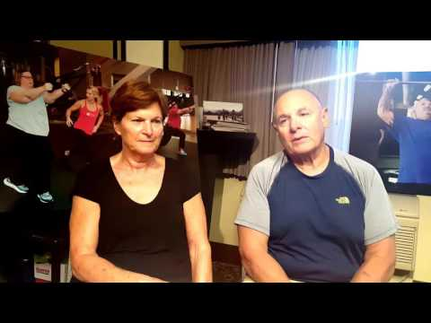 Murray & Barbara from Florida
