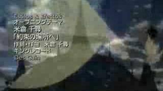 『Kaleido Star』 OP 2  - Yakusoku No Basho E +romaji/english Subs