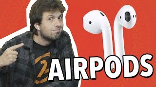 APPLE AIRPODS: VALE A PENA? (REVIEW)