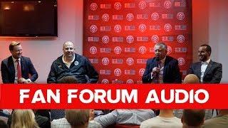 Fan Forum - audio