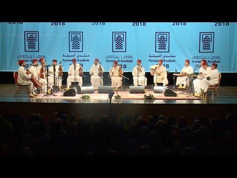العرب اليوم - شاهد: الأوركسترا العربية الأندلسية في فاس تتحف الجمهور بأمداح رائعة