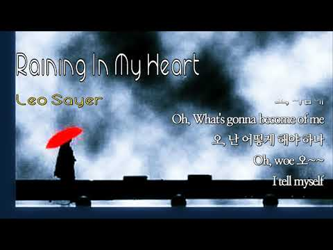 Raining in My Heart / Leo Sayer (1978, with, Lyrics)