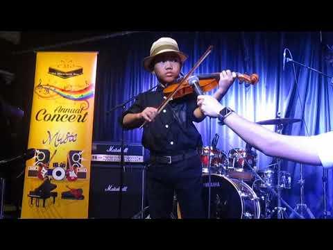 La vie en rose violin