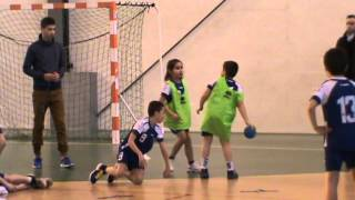 preview picture of video 'Plateau de handball à villeneuve sur lot'