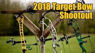 2018 Target Bow Shootout: Mathews vs. Hoyt vs. Prime