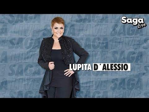 Lupita D´Alessio con Adela Micha