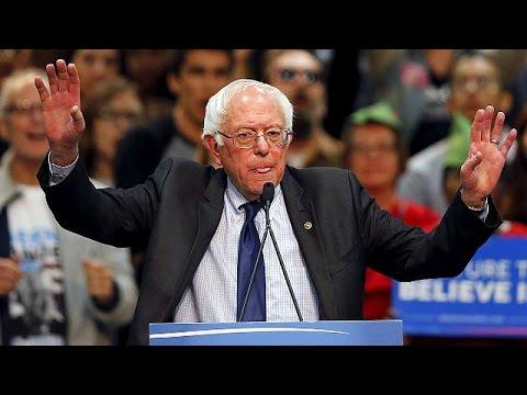 ΗΠΑ: Στήριξη από τα ηγετικά στελέχη των Δημοκρατικών θέλει ο Σάντερς