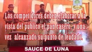 preview picture of video 'INVITACIÓN FESTIVAL DEL PAN CASERO 2015 SAUCE DE LUNA E.R'