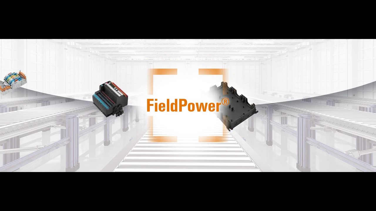 Decentralised automation with FieldPower®