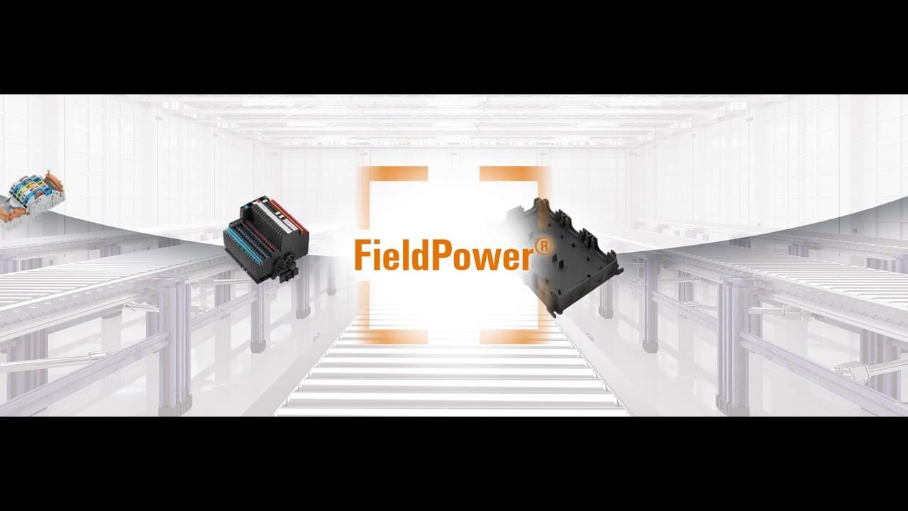 Automatización descentralizada con FieldPower®