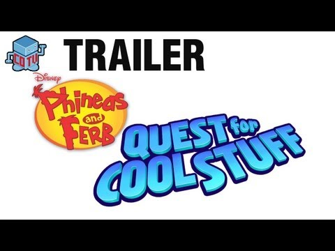 Видео № 0 из игры Phineas and Ferb: Quest for Cool Stuff [Wii U]