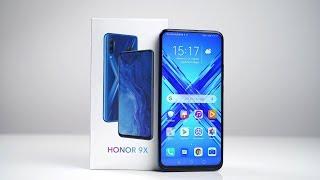 Mit Google Apps: Honor 9X Unboxing (Deutsch) | SwagTab