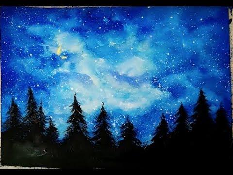 """2 часа колыбельная музыка для детей, """"Сказочный лес"""", ЗВУКИ СВЕРЧКОВ,Lullaby song for kids"""